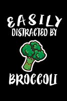 Easily Distracted By Broccoli: Animal Nature Collection