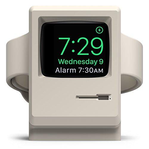 elago W3 STAND Apple Watch 専用 シリコン製 スタ...