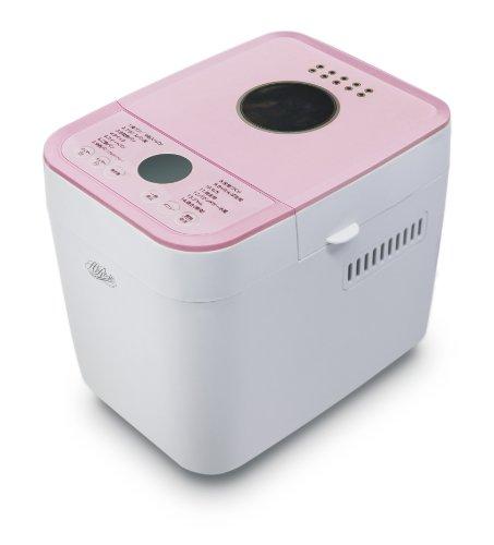 ハイローズ(Hi-Rose) 1斤用ホームベーカリー ピンク ...