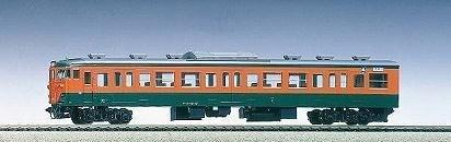 TOMIX HOゲージ HO-066 国鉄 113 2000系近郊電車 (湘南色)基本セットB