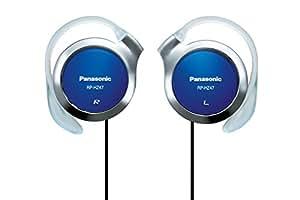 パナソニック オープン型オンイヤーヘッドホン 耳掛け式 ブルー RP-HZ47-A