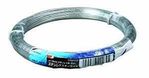 DXアンテナ ステーワイヤ φ1.6mmステンレス30m巻き SW302SB