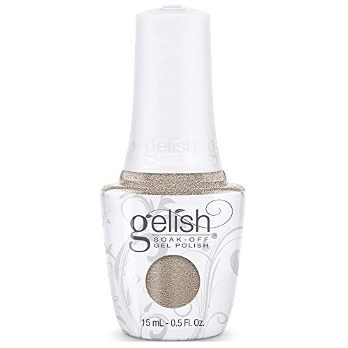 ハッチ湾国Harmony Gelish - Forever Fabulous Marilyn Monroe - Ice Or No Dice - 15 mL / 0.5 Oz