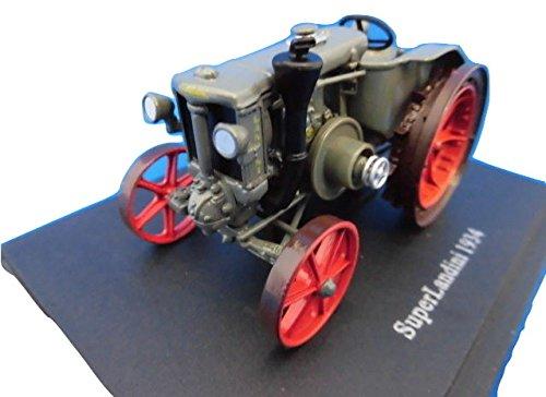 Super Landini 1934 トラクターフィギュア 台座付 1/43