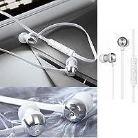 Lg Hss-f530/w Earphones Quadbeat2 Built-in Microphone for Smartphone White by LG [並行輸入品]