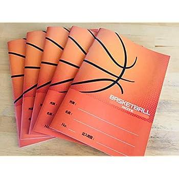 バスケノート 5冊セット 勝ちノート