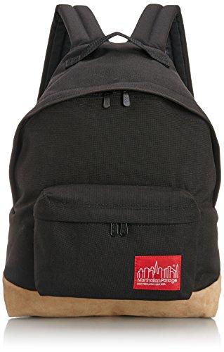 [マンハッタンポーテージ] 正規品【公式】 Suede Fabric Big Apple Backpack バックパック MP1209SD12 Black
