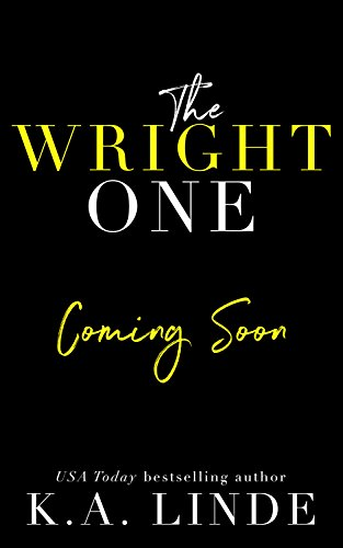 The Wright One (Wright Love Duet Book 2) (English Edition)