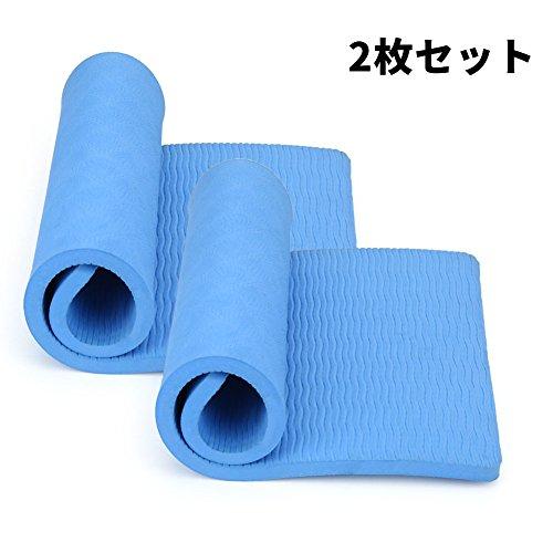 [해외]2 장 세트 EVA 요가 매트 무릎 무릎 패드 교육 운동 근육 트레이닝 운동 용 미끄럼 방지 경량/2 sheets set EVA yoga mat knee knee pad training exercise muscle trek movement slip light weight
