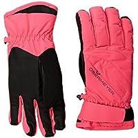 オーバーメイヤー Obermeyer Kids Glove Popstar Pink Cornice Gloves (Big Kids) [並行輸入品]