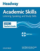 Headway Academic Skills: 2: Listening, Speaking, and Study Skills Teacher's Guide with Tests CD-ROM by NA(2011-08-25)