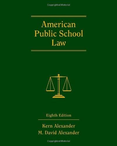 Download American Public School Law 049591049X