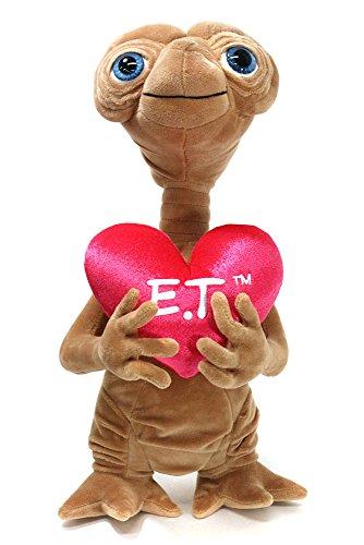 E.T. (イーティー) E.T.ハート ぬいぐるみ