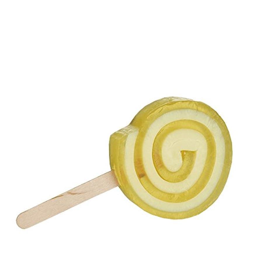 学期ボイコット好みBeauty Kitchen Inspire Me Lucious Lollipop Natural Soap 90g (Pack of 2) - 美しさのキッチンは私にルシアスロリポップ自然石鹸90グラムを鼓舞します...
