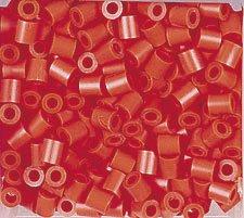 [해외]팔러 비즈 단색 오렌지/Parlor beads monochrome orange