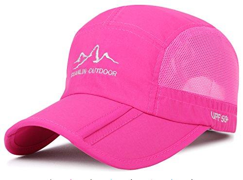 [해외][Lovechic] 모자 모자 남성용 메쉬 무지 야외 UV 컷 접는 속건 봄 여름 남녀 겸용/[Lovechic] Hat cap mens mesh plain outdoor UV cut folding quick drying spring summer unisex