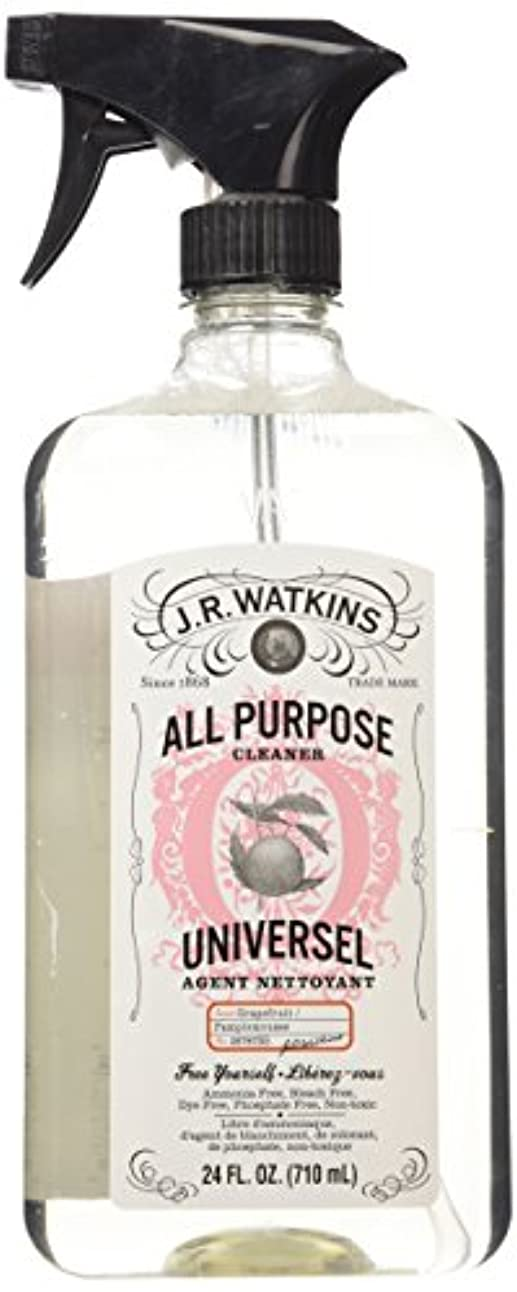 結核獲物征服J.R.Watkins(ジェイ?アール?ワトキンス) オールパーパスクリーナー グレープフルーツ
