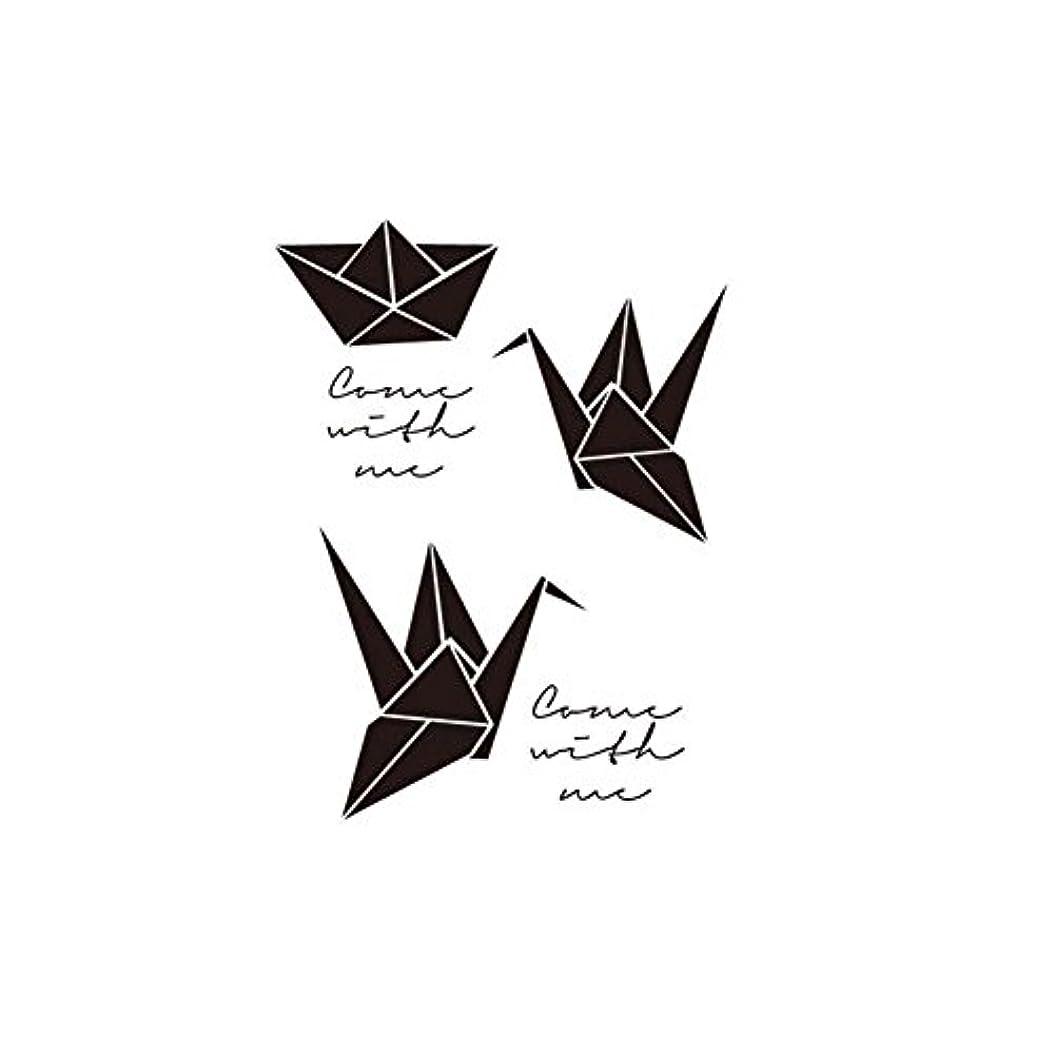 六分類するミキサーファッションタトゥーシール防水タトゥーラスティング