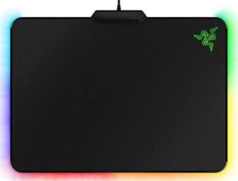RAZERゲーミングマウスパッド[355x255x4mm・USB 2.13m・Mac/Win] Razer Firefly RZ02-01350100-R3M1