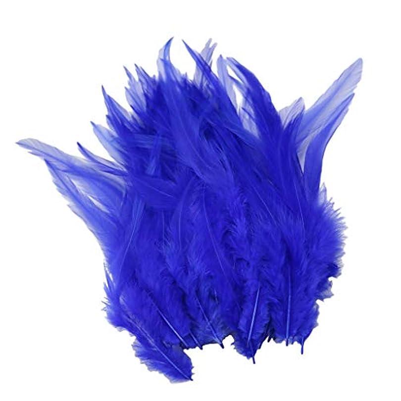 所得最も早いクライアント羽飾り 髪飾 染め羽根 紫の羽 青い羽 灰色の羽 黄色の羽 DIY ジュエリー 工芸品 200個入り