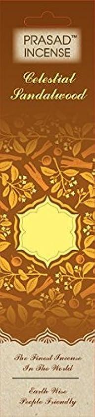 レジ半ば現像Prasad天体Incense sandalwood-caseの12