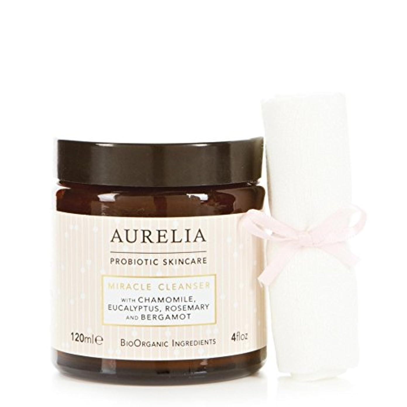 モチーフ包帯獣Aurelia Miracle Cleanser 240ml - オーレリア?ミラクルクレンザー240ミリリットル [並行輸入品]