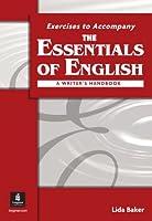 ESSENTIALS OF ENGLISH : WORKBOOK