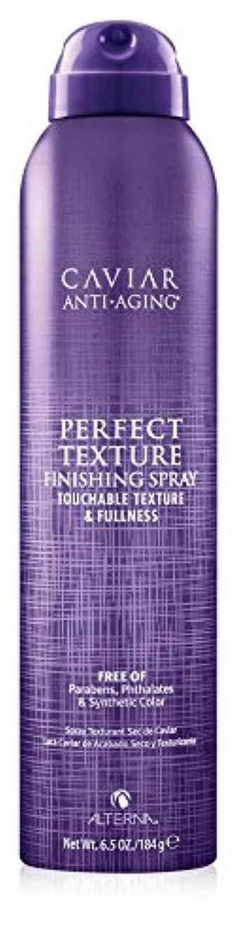 事故適切にいらいらさせるAlterna Caviar Perfect Texture Finishing Spray 220ml
