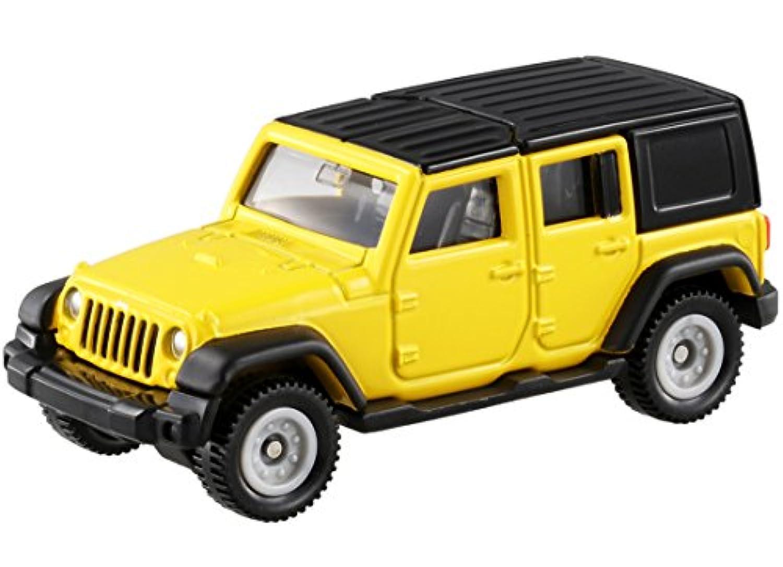 トミカ No.80 Jeep ラングラー(初回特別仕様)