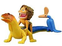 ディズニー アーロと少年 にぎやか恐竜コレクション スポット&リザード