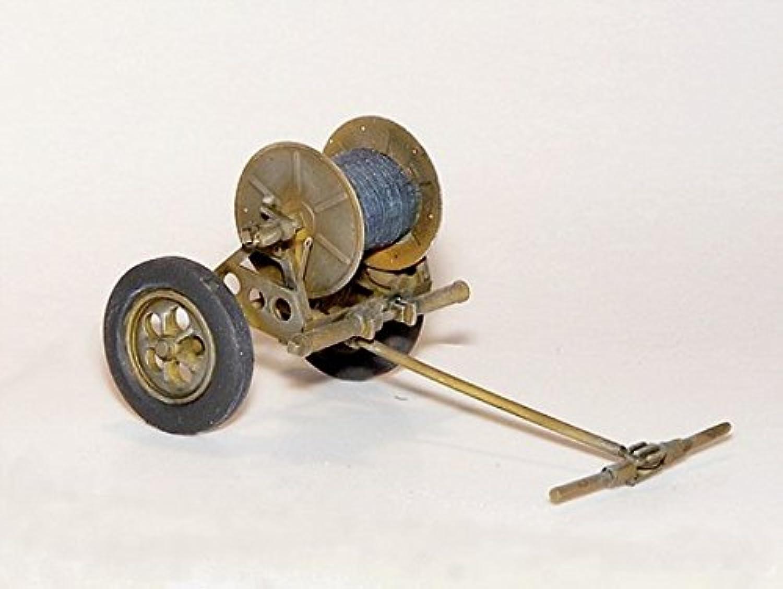 Plus Model 1:35 US Reelcart RL35 Resin Accessory 374