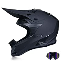 X.N.S(希望) 新色出荷 WLT-155 オフロードバイク ヘルメット ゴーグルをプレゼント (XXL, 商品19)