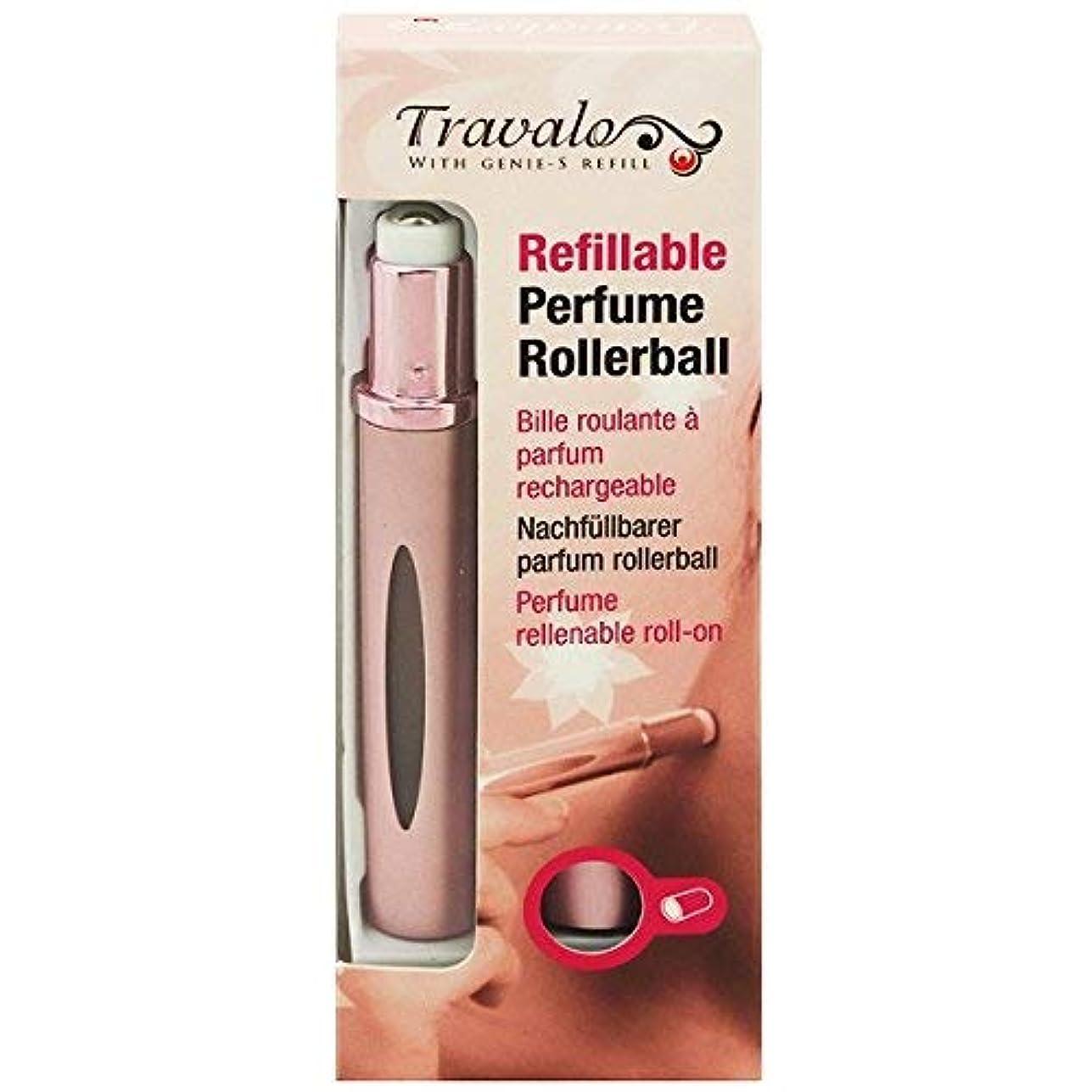 折出発する実質的Travalo - TRAVALOタッチエレガンスNロールオンピンク - 【並行輸入品】