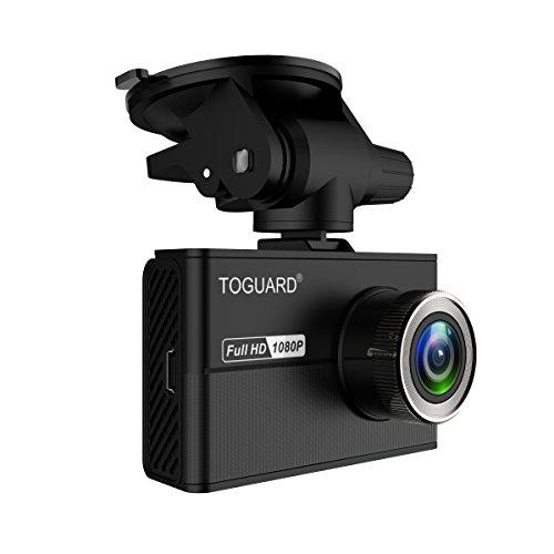TOGUARD ドライブレコーダー 小型 1080PフルHD 170度広角 上書き録画 G-sensor 防爆コンデンサ搭載
