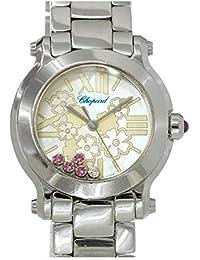 6aa784e14b ショパール Chopard ハッピースポーツ マーク2 ミニ ハッピーブロッサム レディース 腕時計 ...