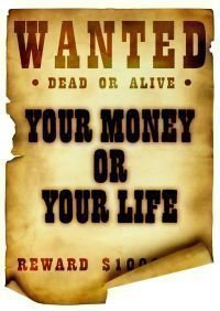 Your Money and Your Life 。–Murder Mysteryゲームfor 6