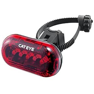 キャットアイ(CAT EYE) セーフティテールライト TL-LD150R