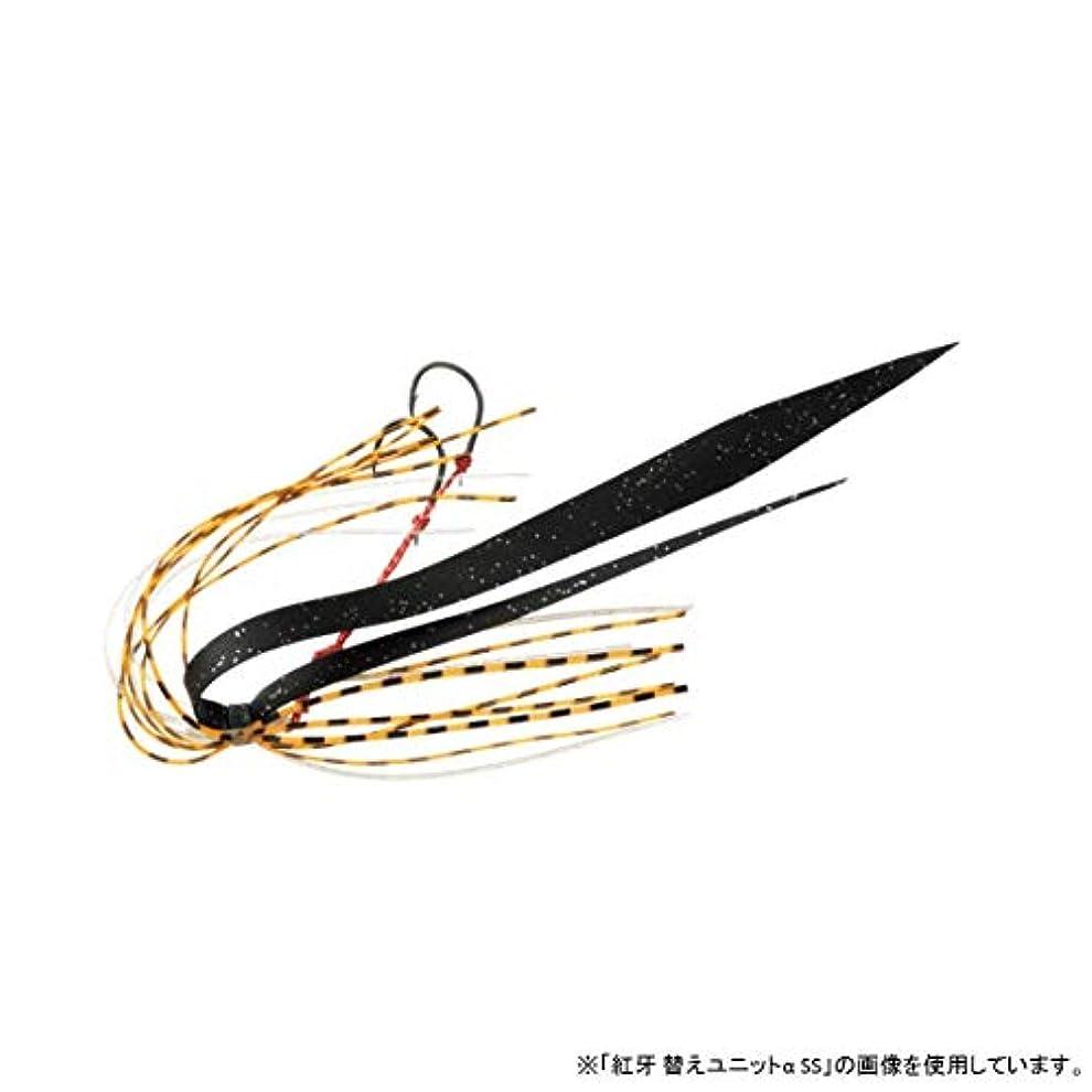 草印象的騒乱ダイワ(Daiwa) タイラバ ラトル 紅牙 ラトルマジックユニットα SS マジカルブラックR