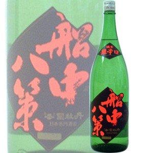 司牡丹酒造 司牡丹 純米超辛口 船中八策 1.8L