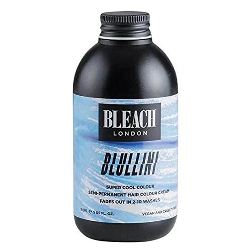 ドット建設メダリスト[Bleach London ] 漂白ロンドン超クールなカラーBlullini - Bleach London Super Cool Colour Blullini [並行輸入品]