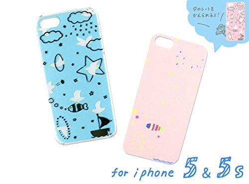 iPhone5/5s AIUEO iPhone Case BIRD CR