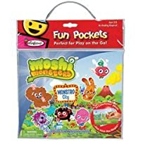 Moshi Monsters Colorforms Fun Pocket [並行輸入品]