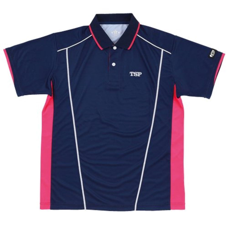 TSP(ティーエスピー) レクタシャツ ネイビー 30275 100