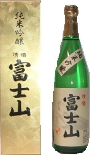 牧野酒造 純米吟醸 富士山 瓶 720ml [静岡県/中辛口]