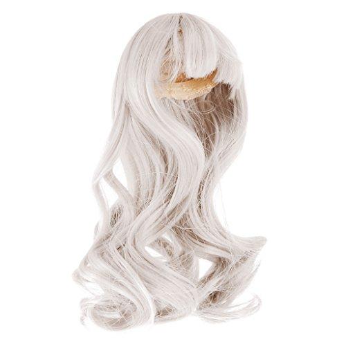 ドール ウィッグ 髪 1/4 BJD SDドルフィー人形用