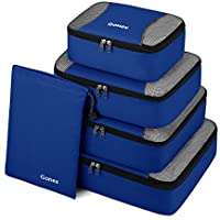 Gonex Packing Cubes Travel Luggage Packing Organizer,Shoe Bag included
