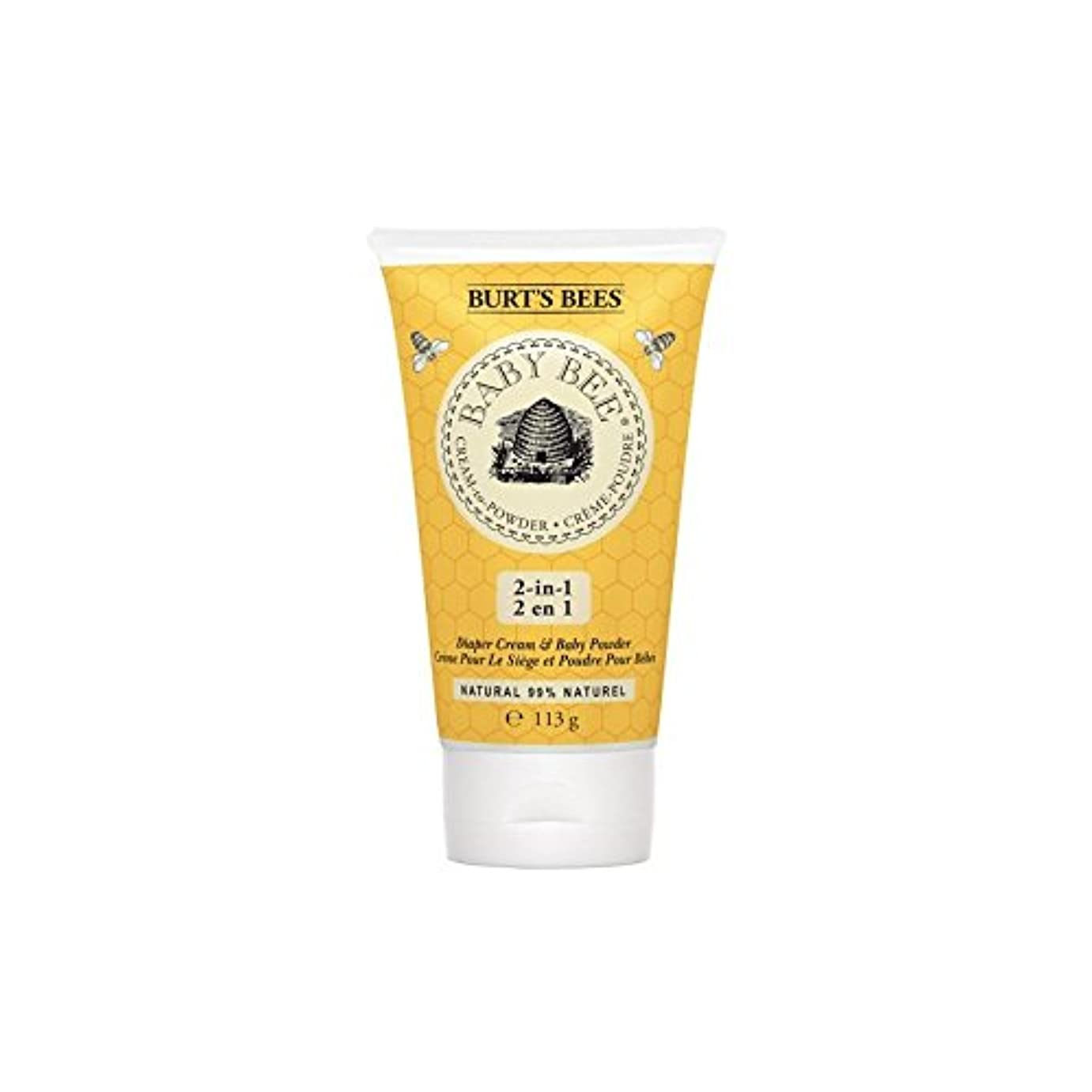 メンタリティ理容師コンクリート粉末にバーツビークリーム x2 - Burt's Bees Cream to Powder (Pack of 2) [並行輸入品]