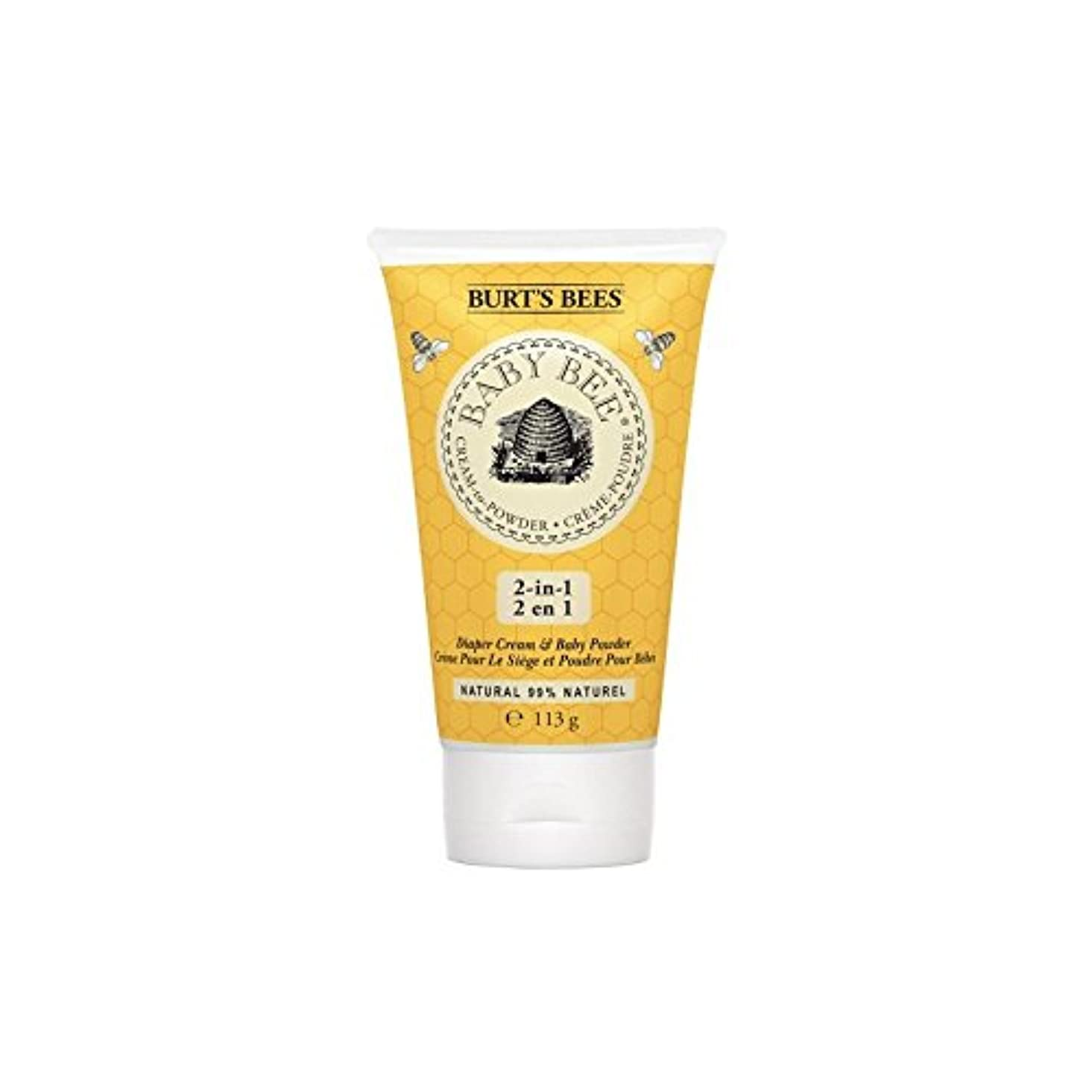 ヒョウ賠償遺伝的Burt's Bees Cream to Powder - 粉末にバーツビークリーム [並行輸入品]