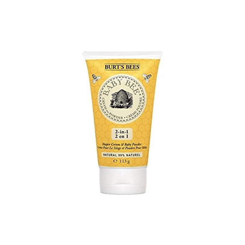 毛細血管何よりも宿る粉末にバーツビークリーム x4 - Burt's Bees Cream to Powder (Pack of 4) [並行輸入品]