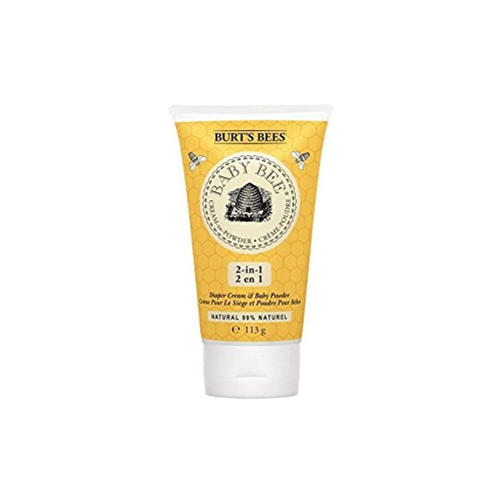 チップ確立しますテレックス粉末にバーツビークリーム x2 - Burt's Bees Cream to Powder (Pack of 2) [並行輸入品]